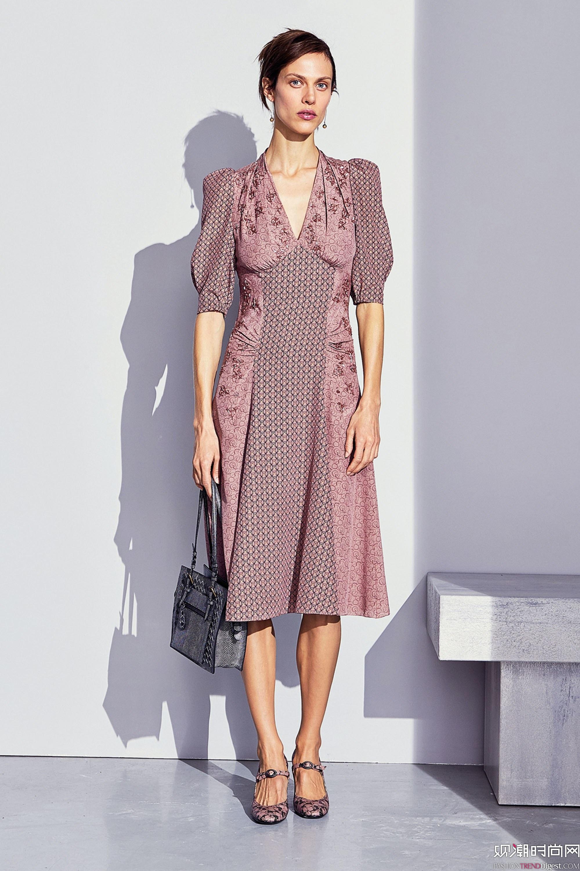 Bottega Veneta 2017早秋系列LookBook高清图片