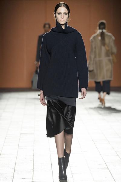 2015秋冬趋势:丝绸质感