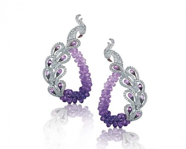 2014最热色 来自异域风情的珠宝设计
