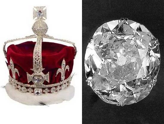 扫盲贴 英王室的2万件宝器是什么