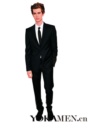 男明星教你黑色西装怎么穿