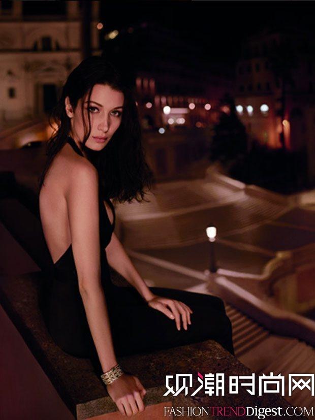 奢侈品网购网站_BVLGARI Goldea 香水广告大片释出高清图片-品牌库-观潮时尚网