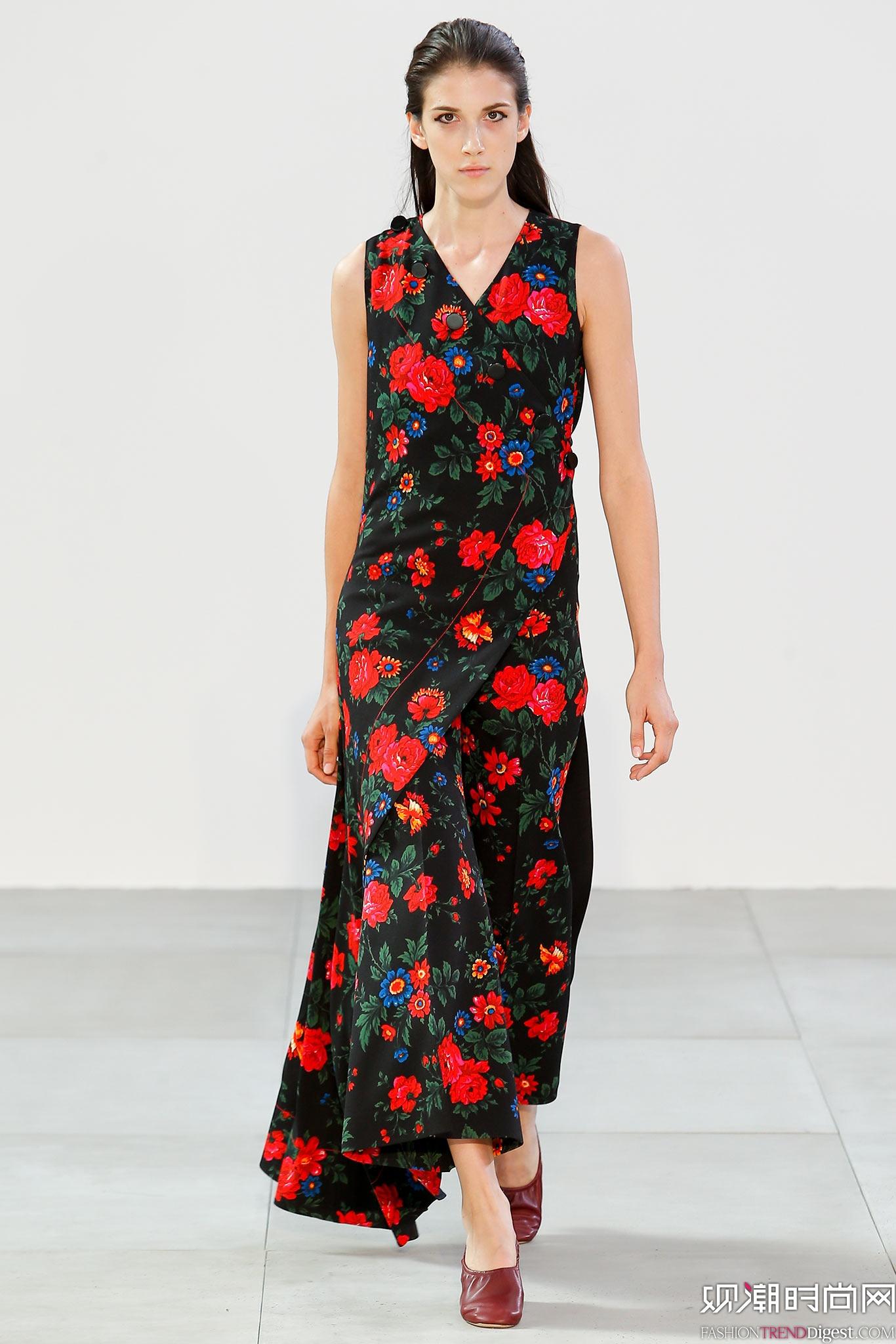 2015春夏巴黎时装周