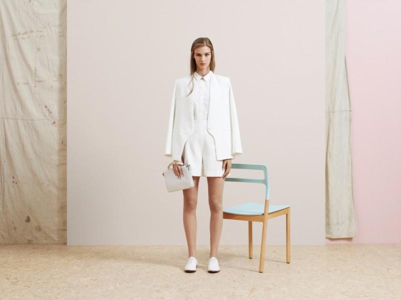 广告 saba/德国超模ELENA BARTELS 代言澳大利亚品牌SABA 2013春夏...