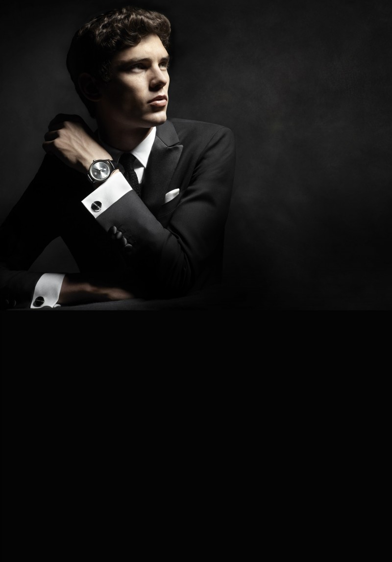 欧美手表男模特图片 优酷图库