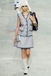 Chanel  2014巴黎春夏时装周