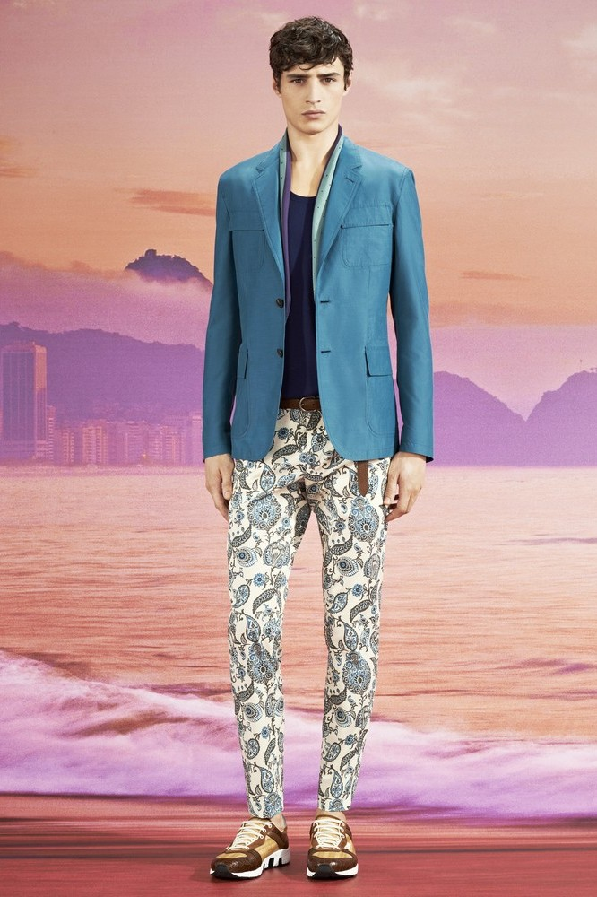 Gucci 2014男士早春系列LOOKBOOK