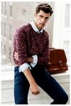 Sean Opry演绎H&M 2013秋冬针织系列Lookbook
