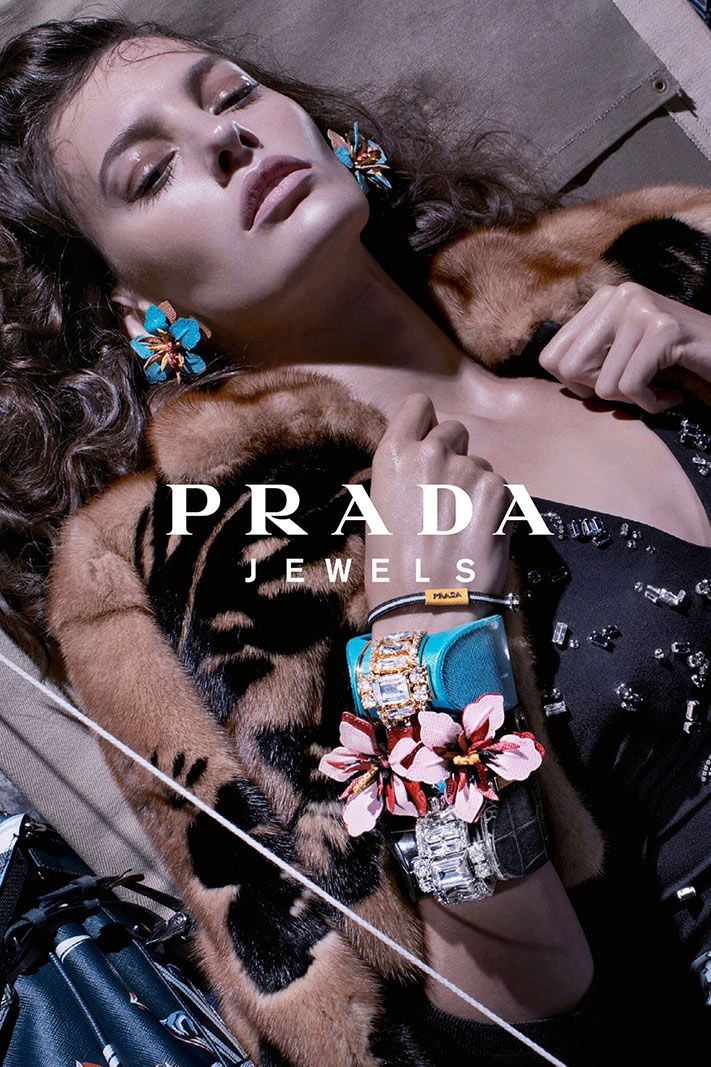 Prada Resort 2014 广告大片