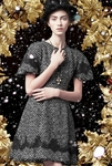 Marine Deleeuw + Ji Hye演�[Dolce & Gabbana 2013度假系列Lookbook