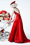 Aline Weber巴西版《Vogue》2013年12月号时尚大片