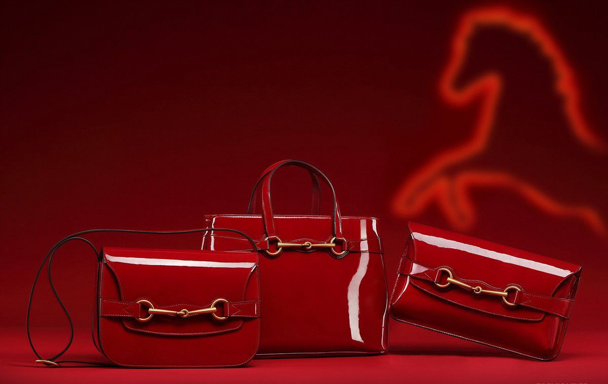 Gucci 发布2014中国新年贺岁系列LOOKBOOK高清图片