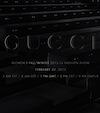 Gucci 2013秋冬女装秀直播