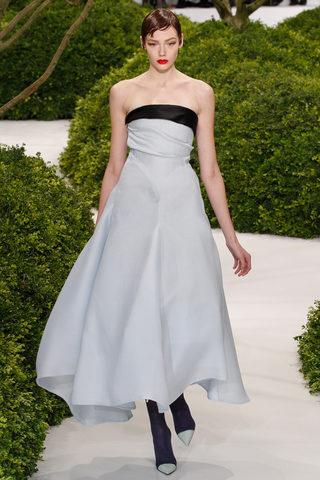 Christian Dior 2013春夏高级定制