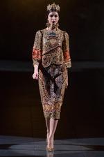 Dolce & Gabbana 2013秋冬女装系列(米兰时装周)