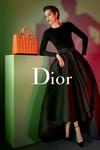 Marion Cotillard演绎 Lady Dior手袋广告
