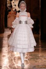 Alexander McQueen 2013秋冬女装系列(巴黎时装周)