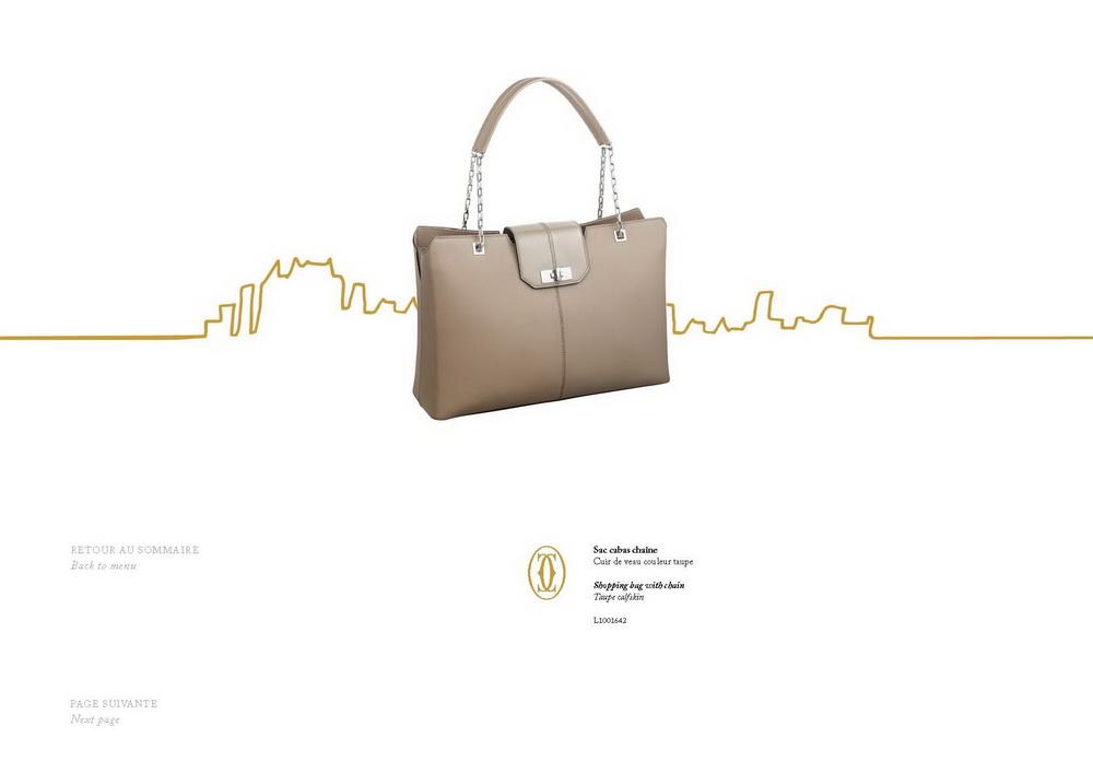 Cartier Accessories 2013 LOOK BOOK高清图片