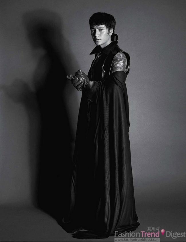 陈坤/他37岁,依然帅气,而与此同时,他成熟了,他具备足够成熟的...
