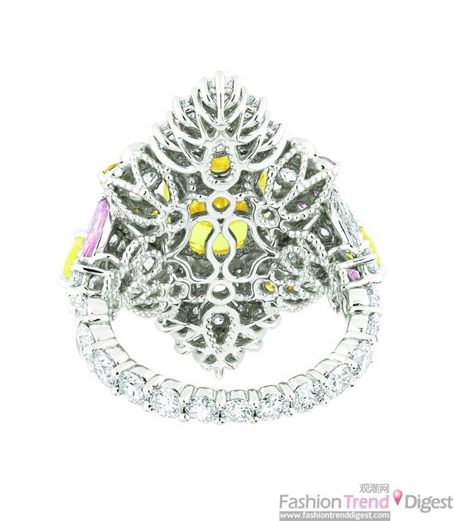 Dior全新高级珠宝Cher Dior系列高清图片