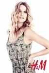 TONI GARRN演绎H&M 2013夏季广告