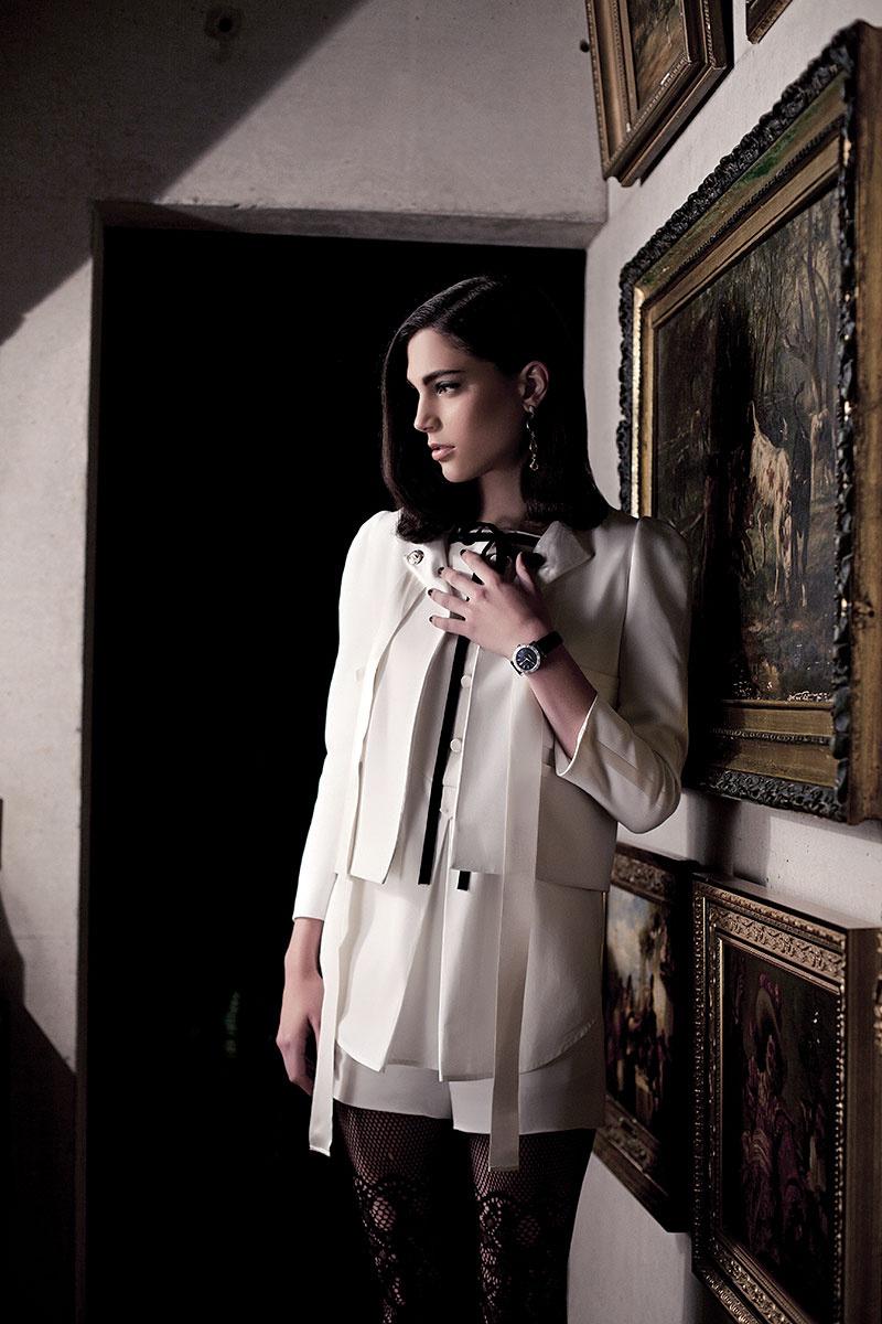 Louis Vuitton 2013早秋系列广告高清图片
