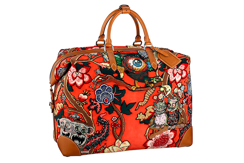 Jake and Dinos Chapman为Louis Vuitton设计capsule collection高清图片
