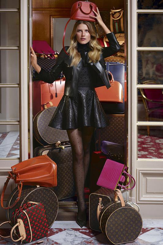 Louis Vuitton Pre Fall 2013高清图片