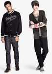 H&M DIVIDED 2013年8月男装Lookbook