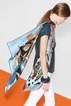 Malgosia Bela Stuns为Hermès拍摄广告片