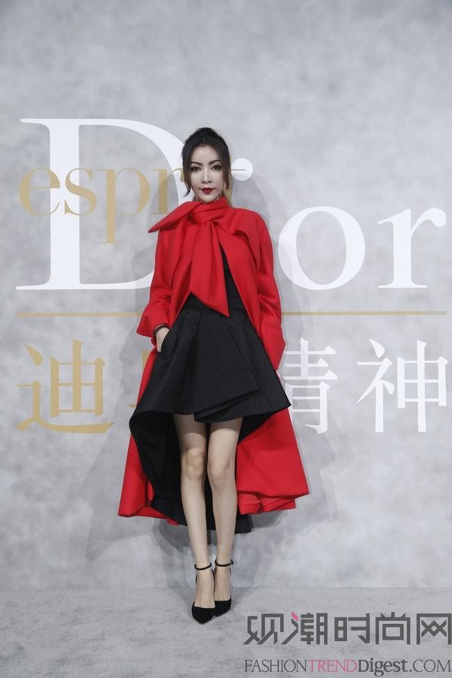 《迪奥精神》展览上海当代艺术馆盛大开幕高清图片
