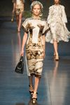 Dolce & Gabbana  2014米兰春夏时装周