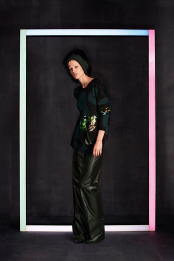 Louis Vuitton发布2014早秋系列LOOKBOOK