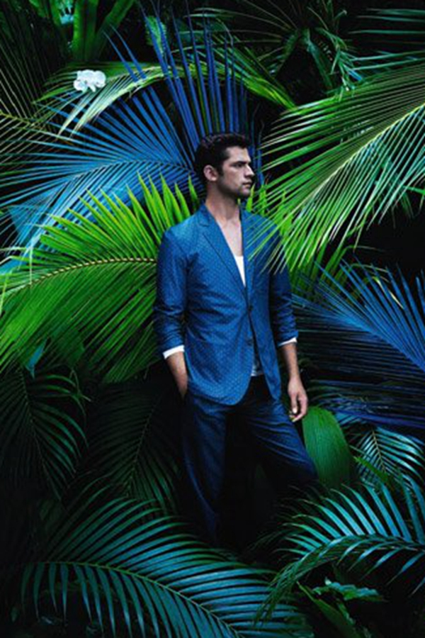 Sean O'Pry出演Hermes2014春夏广告