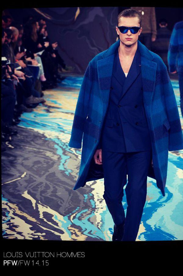 Louis Vuitton 男士2014秋冬系列