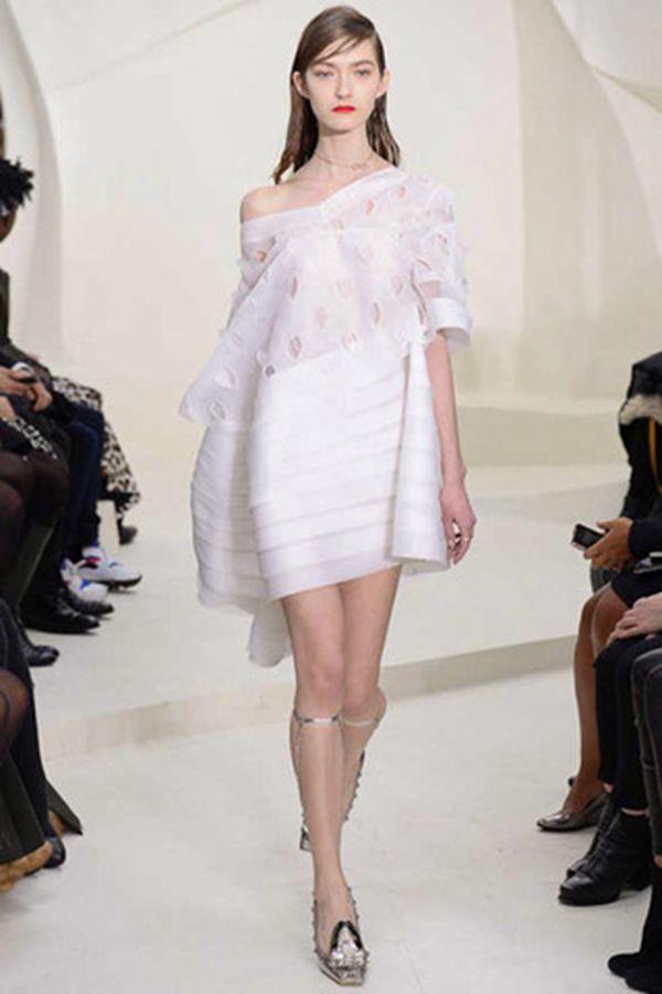 Christian Dior 2014春夏巴黎时装周高定秀场