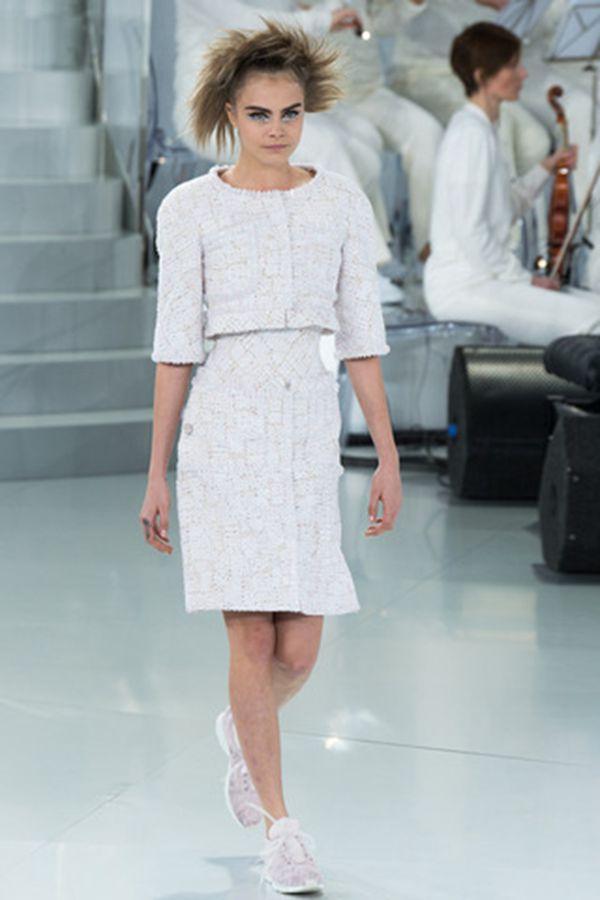 Chanel 2014巴黎高定秀场