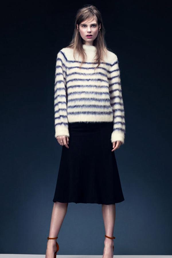 超模Caroline Brasch Nielsen高雅演绎 H&M LOOKBOOK
