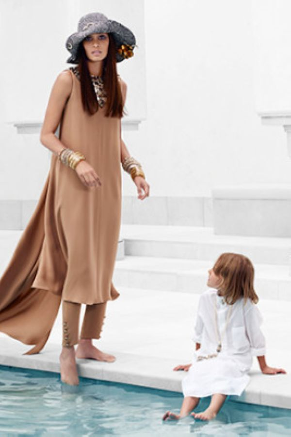 Chanel 2015早春系列广告