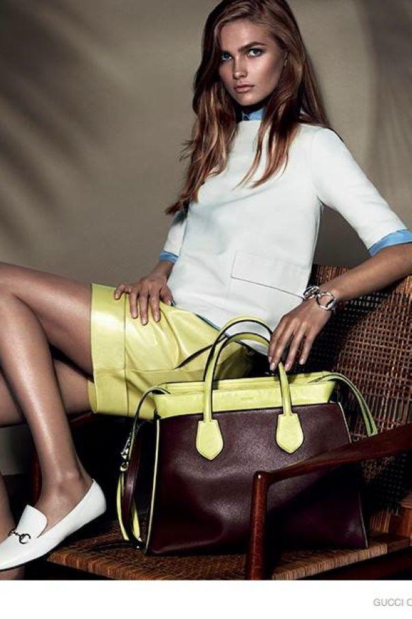 Gucci 2015早春系列广告