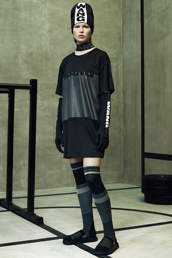 Alexander Wang x H&M 2014秋冬女装Lookbook
