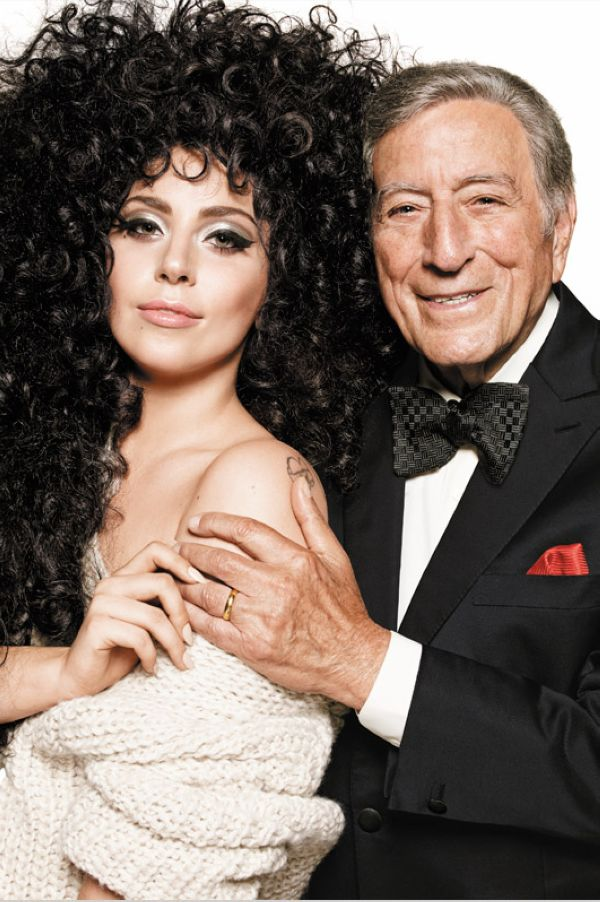 H&M 2014圣诞系列广告出炉 Lady Gaga和Tony Bennett领衔