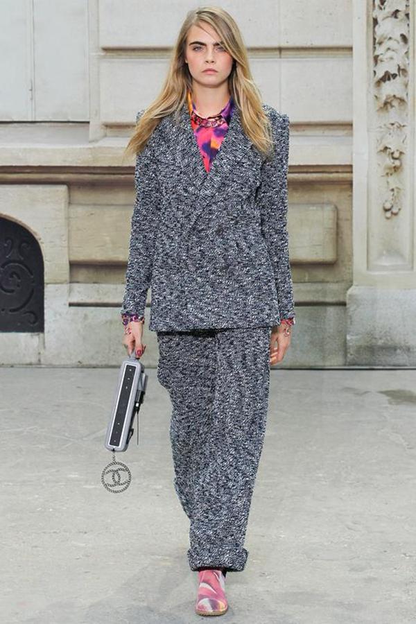 Chanel 2015春夏巴黎时装周秀场