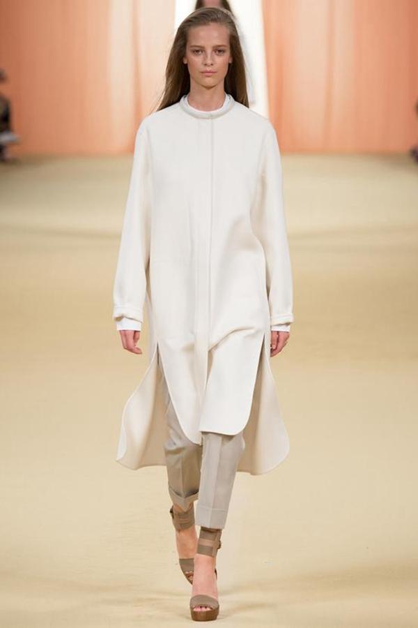 Hermès 2015春夏巴黎时装周秀场