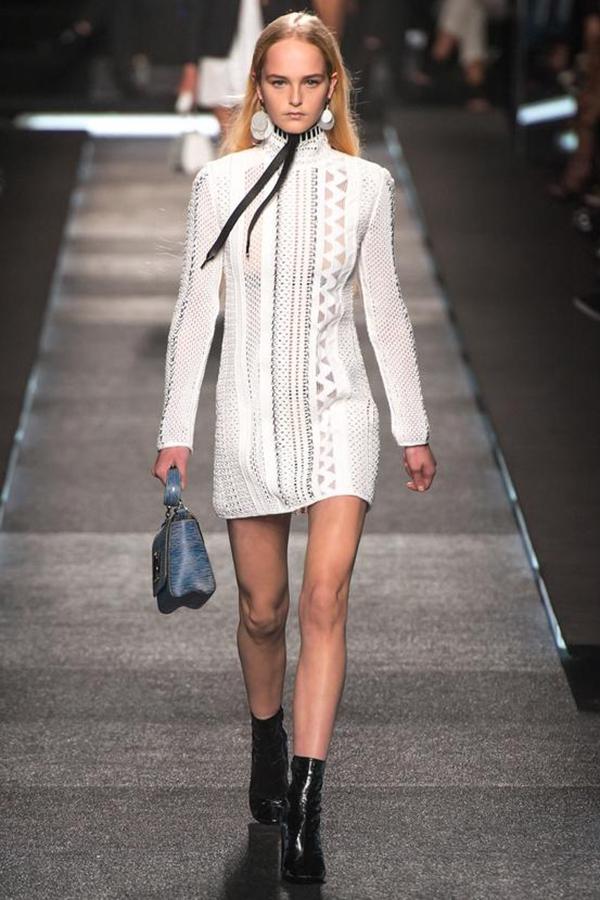 Louis Vuitton 2015春夏巴黎时装周秀场