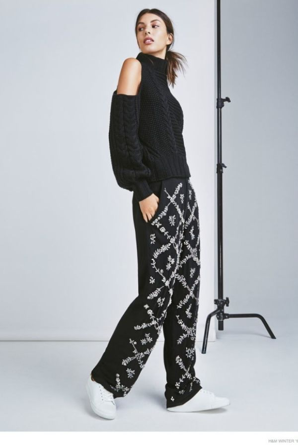 H&M 2014秋冬系列Lookbook