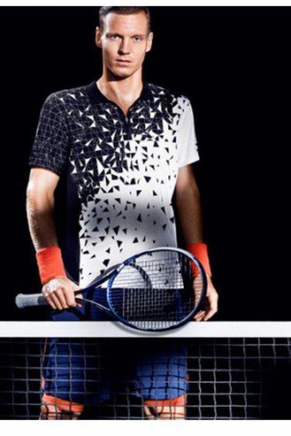 H&M推出与Tomas Berdych合作的全新网球系列