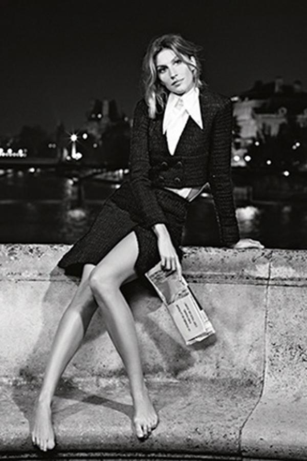 吉赛尔・邦辰演绎Chanel 2015春夏广告