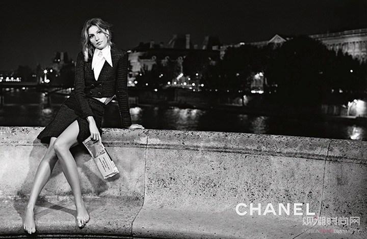 吉赛尔・邦辰演绎Chanel 2015春夏广告高清图片