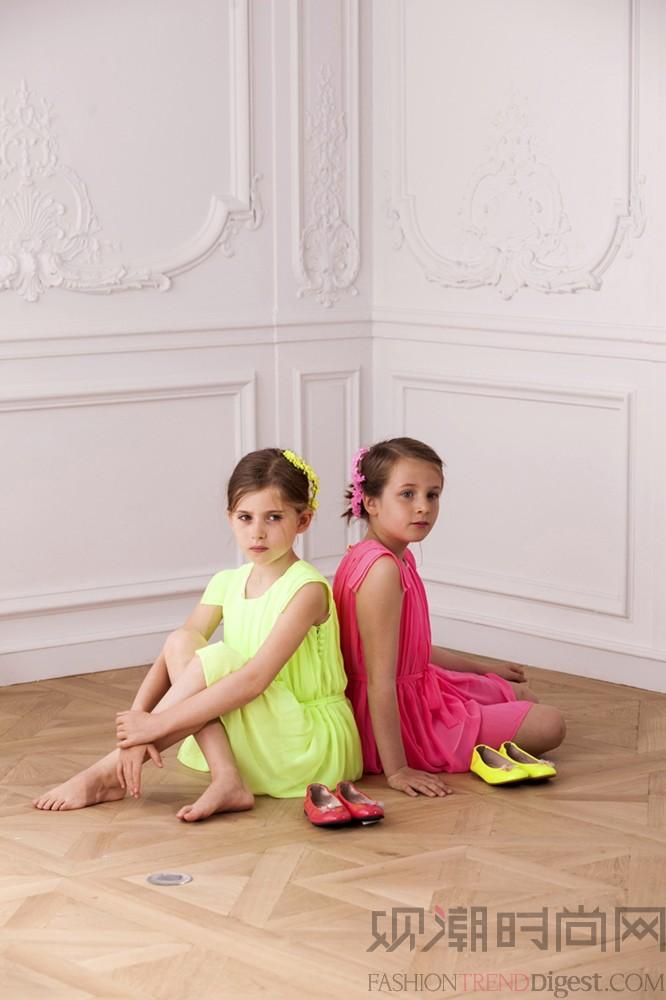 Baby Dior 2014春夏 LOOKBOOK高清图片